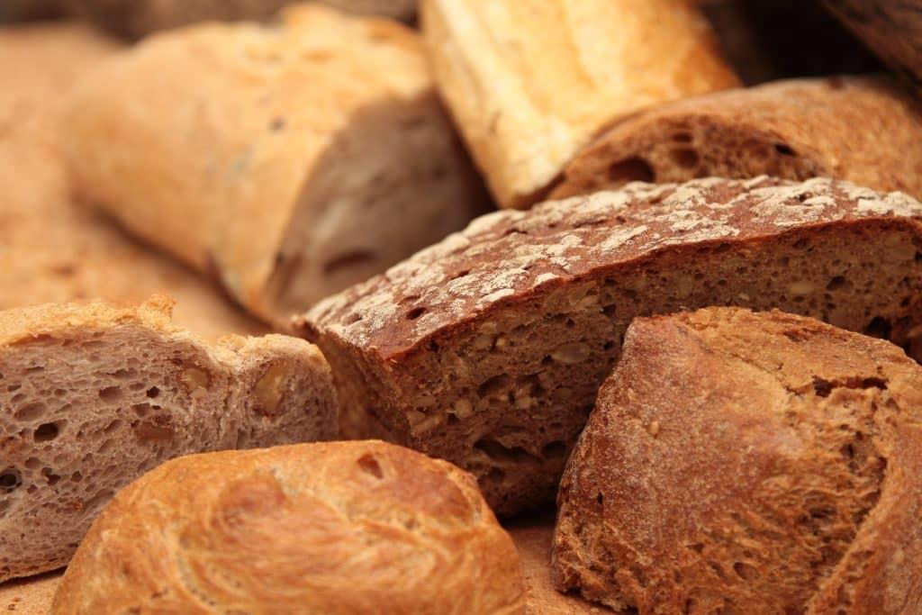 pain baguette semi-complet complet graines farine